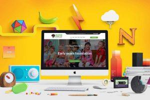 Heaton Lodge Creative iMac Preview