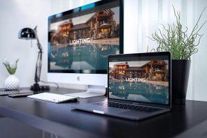 iHomes UK iMac & Macbook View