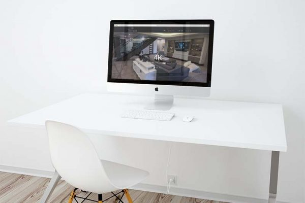 iHomes UK Desktop View