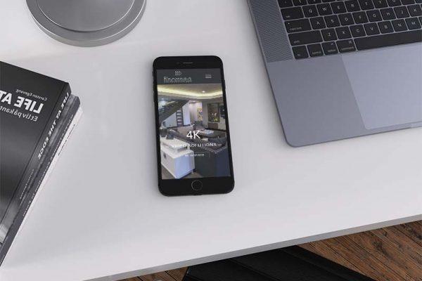 iHomes UK Mobile View